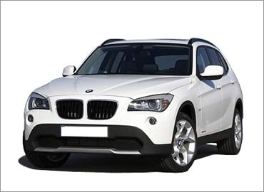 BMW X1 has toned down interiors