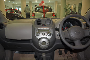 Nissan Micra is available in diesel version