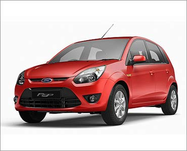 Fod Figo is at Rs. 3.5 lakh