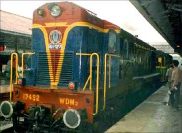 Indian Rail.