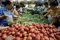 Rise in food prices a cause of concern
