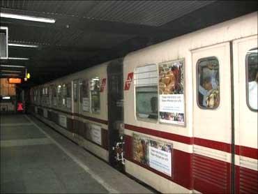 Kolkata Metro.