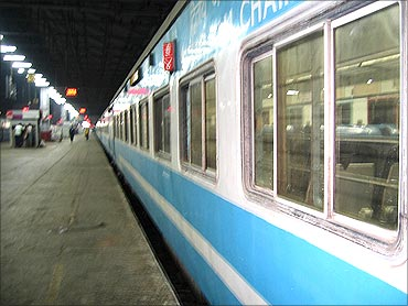 New Shatabdi trains.