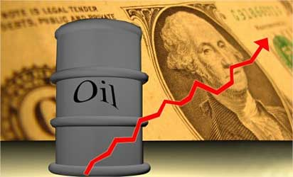 Oil prices may rise.