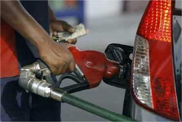 Diesel price to rise.