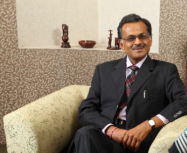 Hemant Kanoria, chairman and managing director, Srei Infrastructure Finance