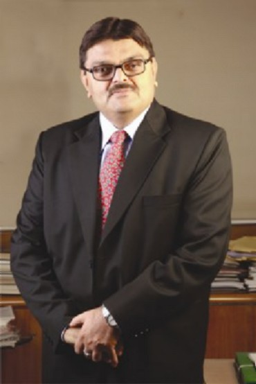 C S Verma, Chairman, Steel Authority of India