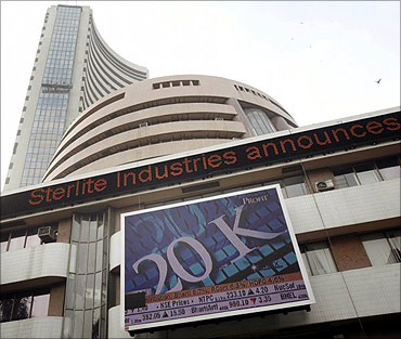 Sensex will breach 21,000 level