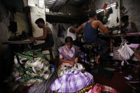 Restore duty draw back rates: apparel sector