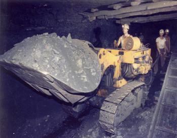 A coalminer