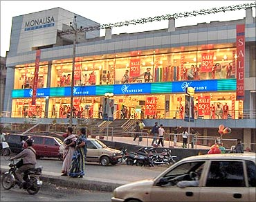 Tata's Westside store.