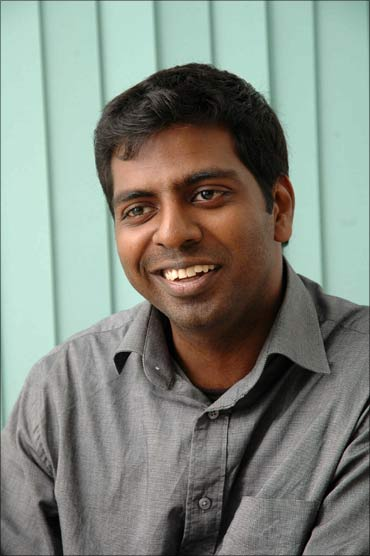 Vijay Anand, vice president (new ventures), Rural Technology and Business Incubator, IIT-Madras.