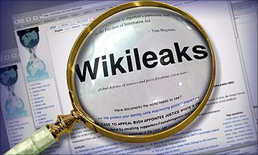 WikiLeaks creates a storm.