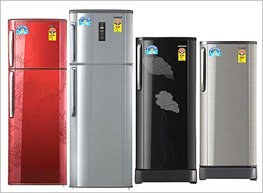 Refrigerators to cost more.