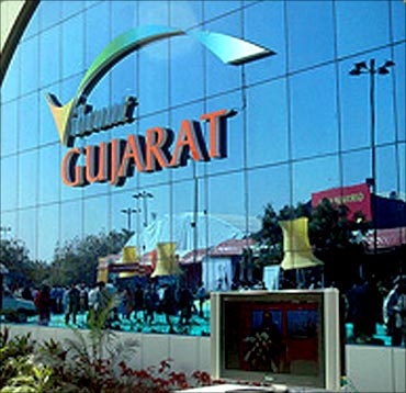 Vibrant Gujarat summit.