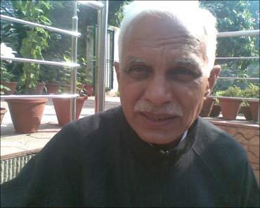 Dr Kanubhai Kalsaria, BJP MLA from Mahuva.