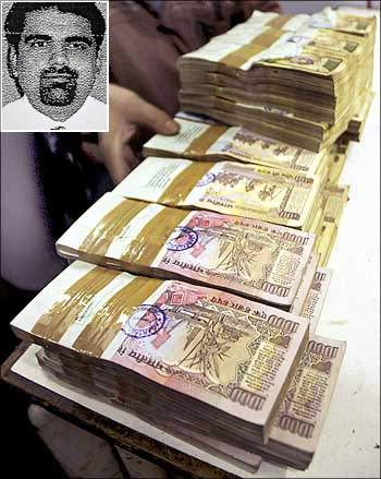 (Inset) Shiv Raj Puri.