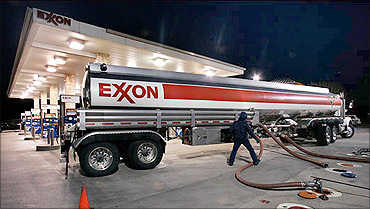 Exxon Mobil, most valuable company.