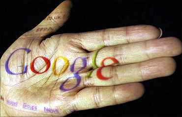 Google, one of the most valuable technology brands.