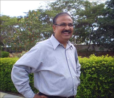Dr Krishna M Ella, scientist-turned-entrepreneur and founder, Bharat Biotech.