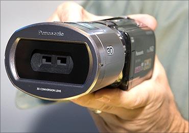 Panasonic HDC-TM900 camcorder.