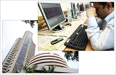 Investors lose Rs 11,000,000,000,000 in stocks since Diwali