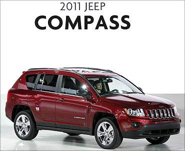 New Jeep Compass.