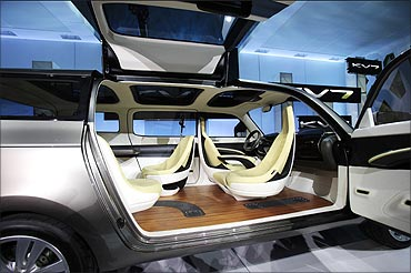 KV7 concept car.