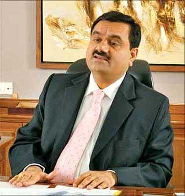 Adani Group chief Gautam Adani.