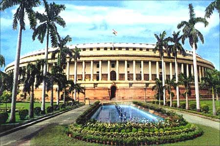 The scam led to the disruption of Parliament during the entire Winter Session.