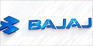 The Bajaj brand.