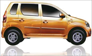 Mahindra Small Car