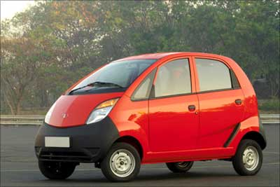 Selling the Nano: Tata Motors shifts into high gear