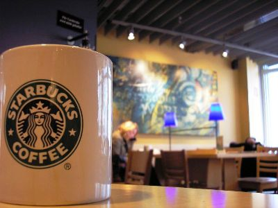 Tata brings Starbucks to India