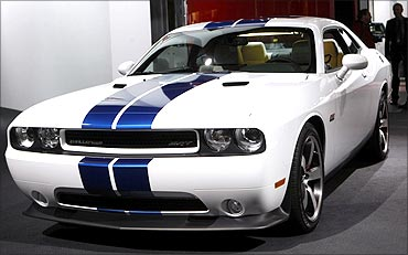 Dodge Challenger SRT8 392.