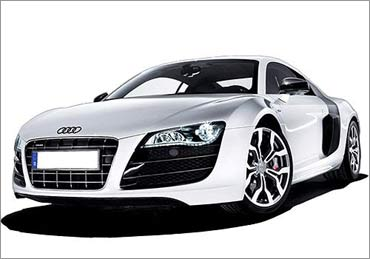 The stunning Audi R8 at Rs 1.33 crore!