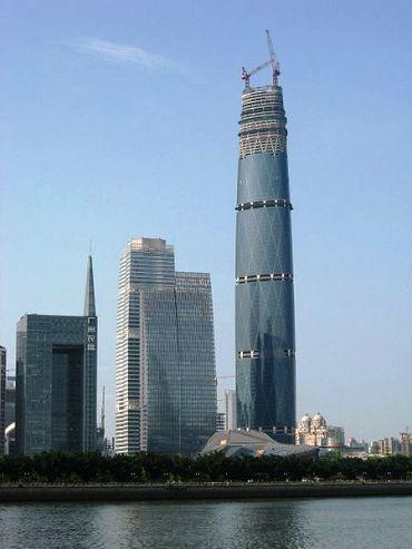 Guangzhou West Tower.