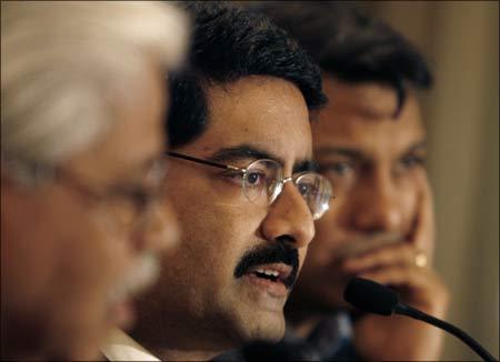 Hindalco chairman Kumar Mangalam Birla.