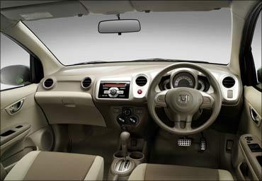 Honda hatchbacks for India in 2011-12