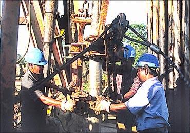 Oil India.