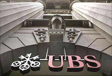 Swiss Bank UBS.
