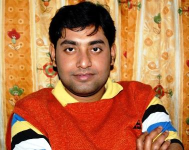 Anirban Goswami.