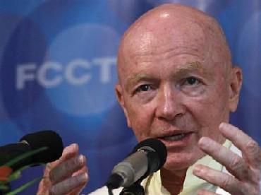 Mark Mobius, executive chairman, Templeton Emerging Markets Group.