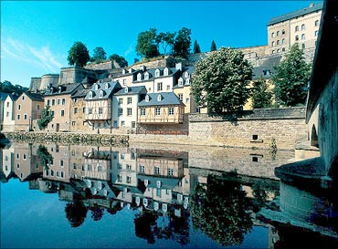 Luxembourg, a tax haven.