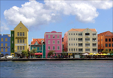 Netherlands Antilles.