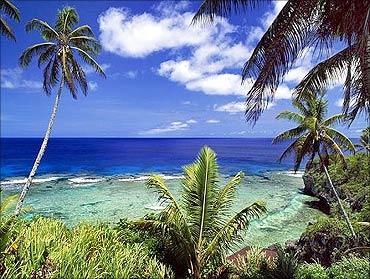 Niue.