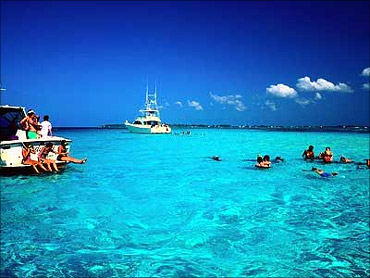 Cayman Islands.