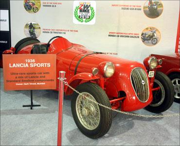 Lancia Sports.