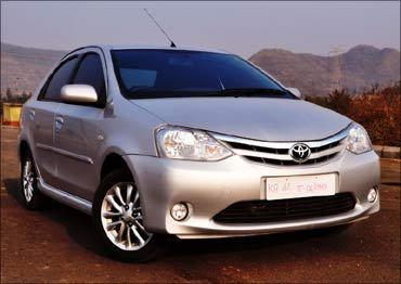 Road test: Toyota Etios passes with flying colours!
