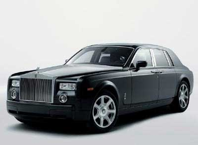 Rolly-Royce Phantom.